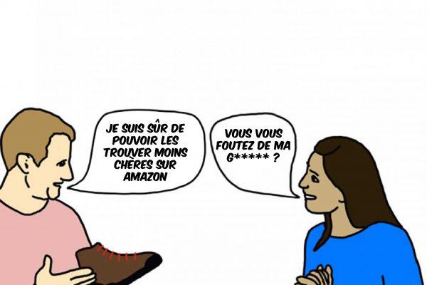 illustration consommateur