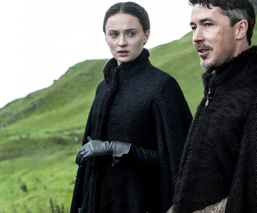 La série Game of Thrones HBO version randonnée