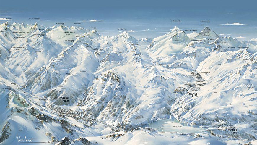 Espace Killy Tignes Val d'Isère