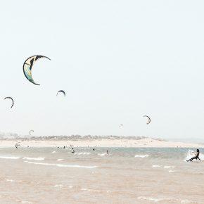 Les meilleurs spots de kite au départ de Paris