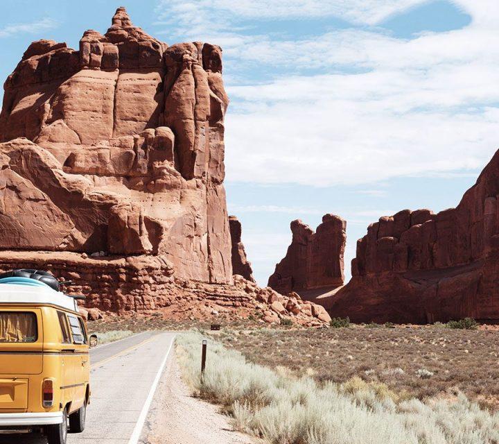 Meilleurs road trips aux USA et au Canada