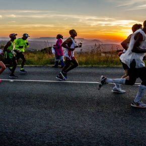 Comrades Marathon Afrique du Sud