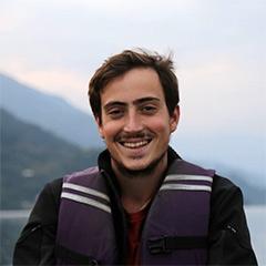 Chilowé - Nicolas, 26 ans, chargé d'affaires