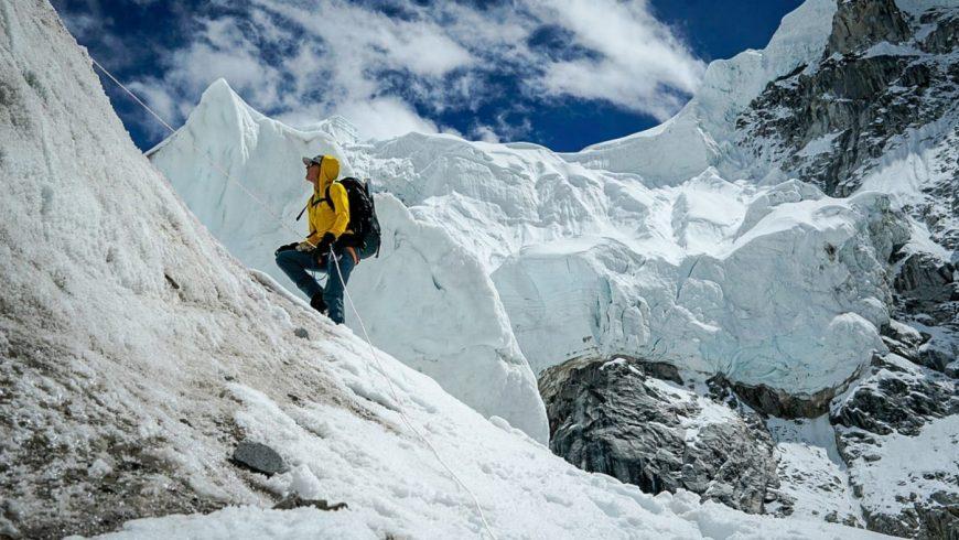 Hilaree Nelson : sa série noire, le Lhotse et les vertus d'un break