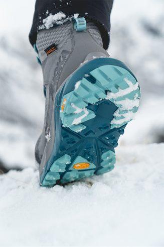 La Sky Kaha, nouvelle chaussure de trek d'Hoka one one