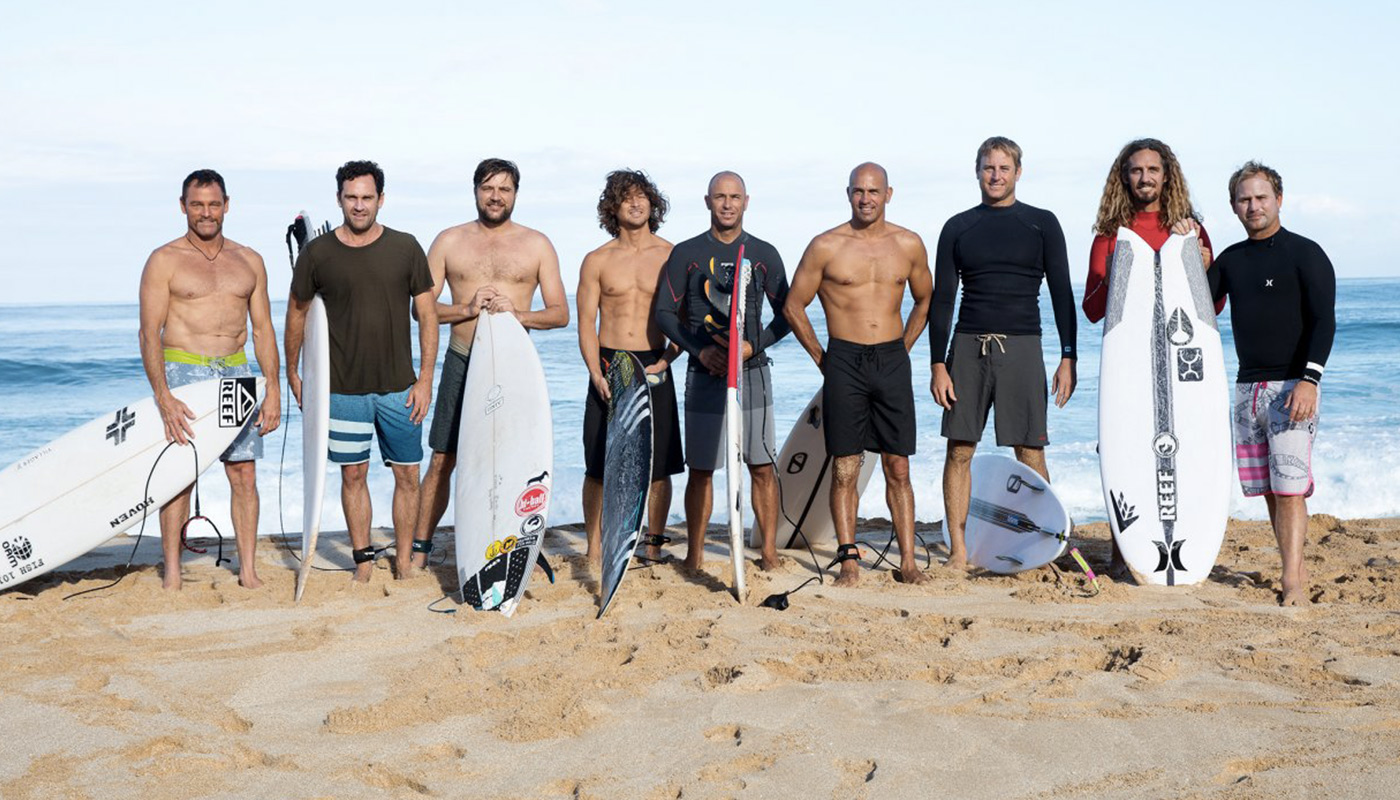 """Momentum Generation"", documentaire fascinant sur le surf"