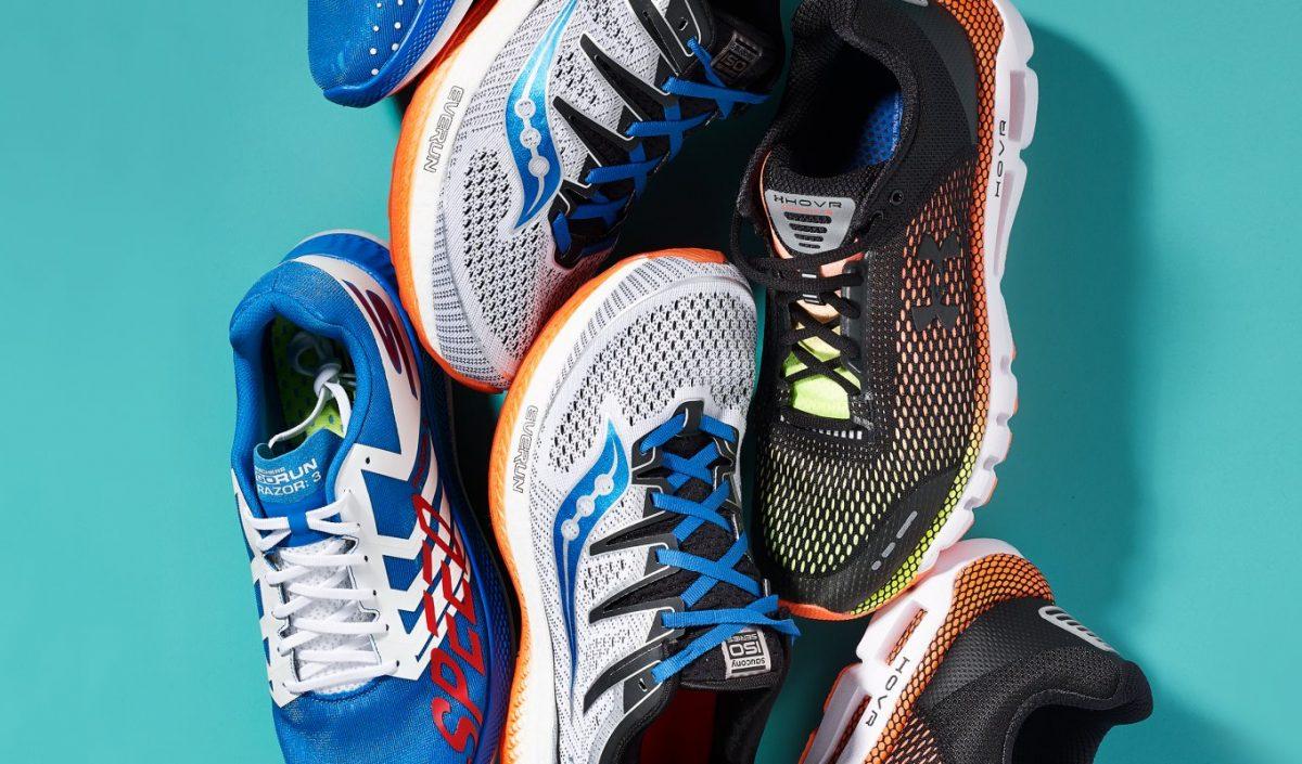 5 paires de running pour le printemps
