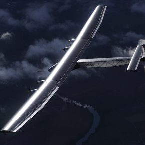 Solar Impulse 2, l'avion solaire du tour du monde
