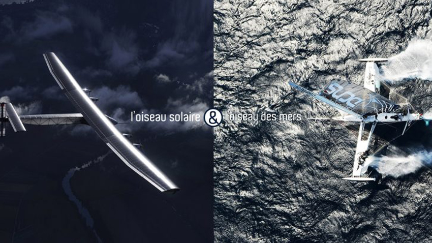 5 corsaires pour le record du Pacifique en Hydroptere