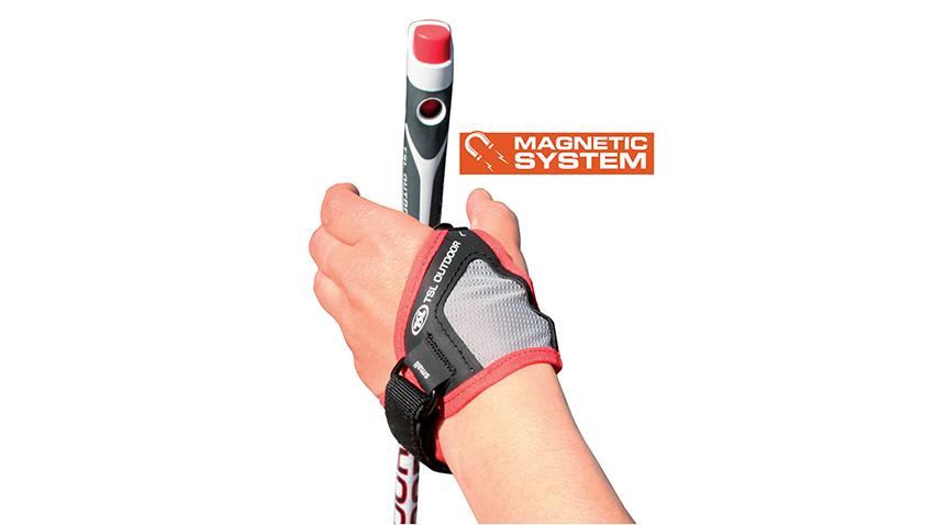 Système de dragonne bâton TSL