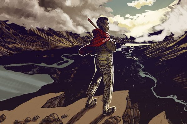 Justin Alexander a disparu dans la vallée de Parvati en 2016