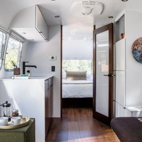 Faire du glamping en airstream