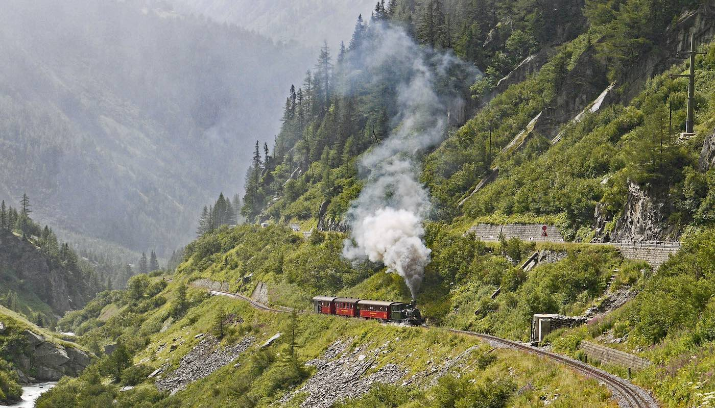 Train à vapeur, TER, vélos: voyagez slow avec Slow Train
