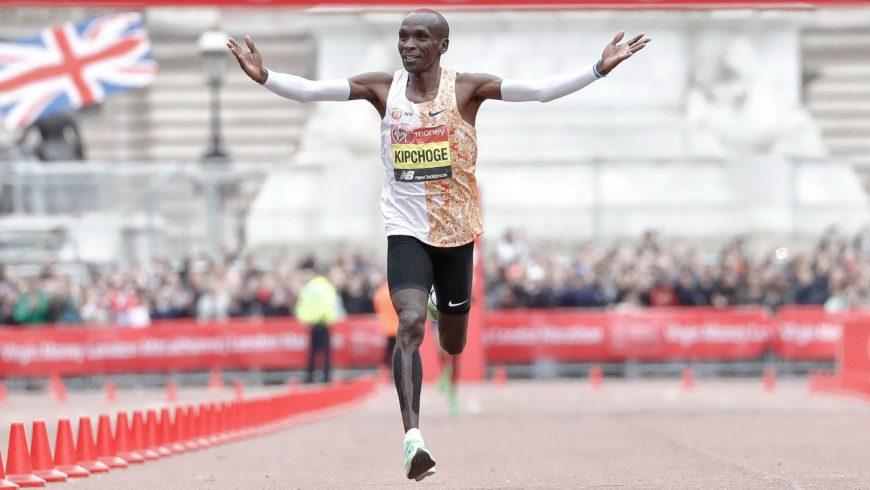 Eliud Kipchoge tentera de passer sous les 2h au marathon à l'automne
