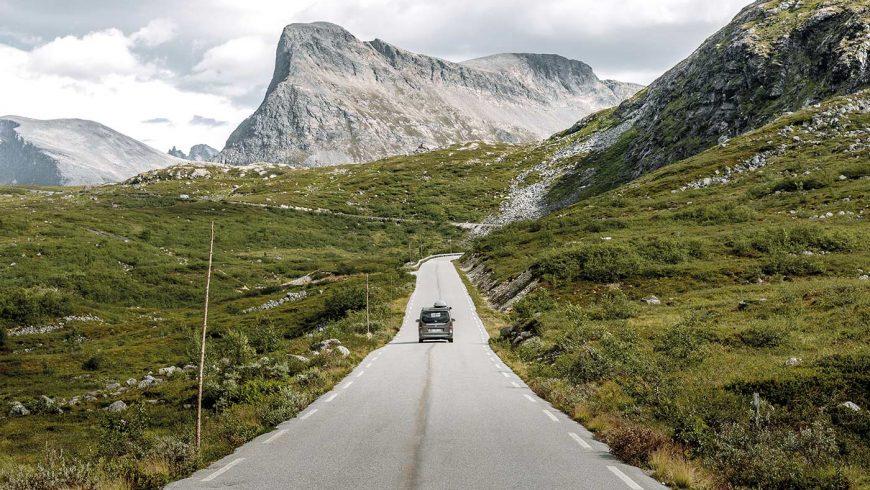 Et si vous parcouriez la Norvège en van?