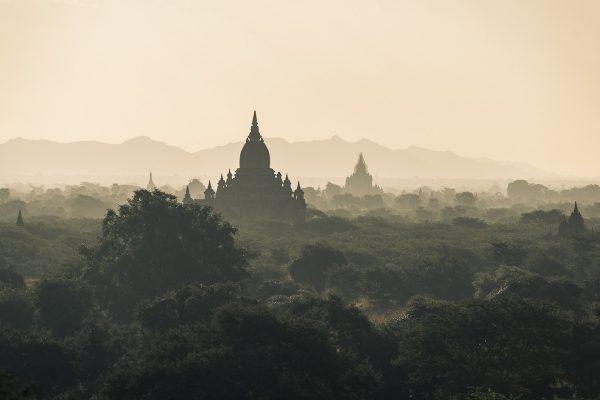 Bagan, la vallée des 2000 temples en Birmanie