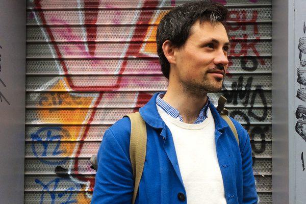 Matthieu Tordeur, aventurier conférencier