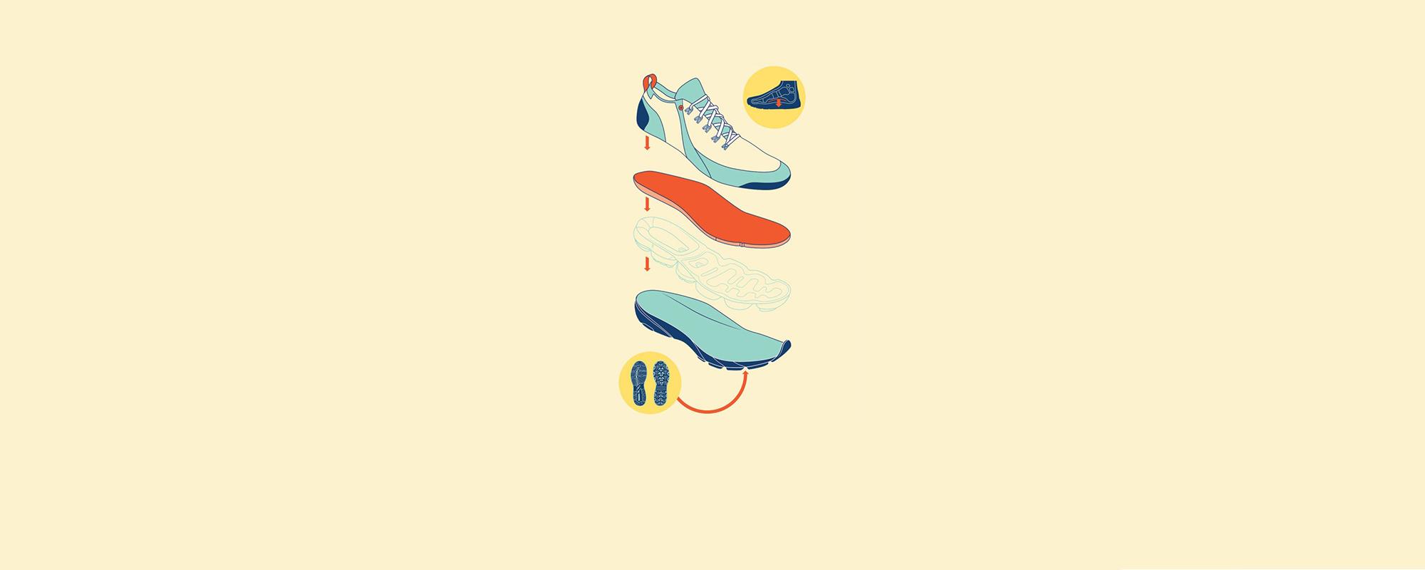 Comment choisir le drop des chaussures ? – Équipement course