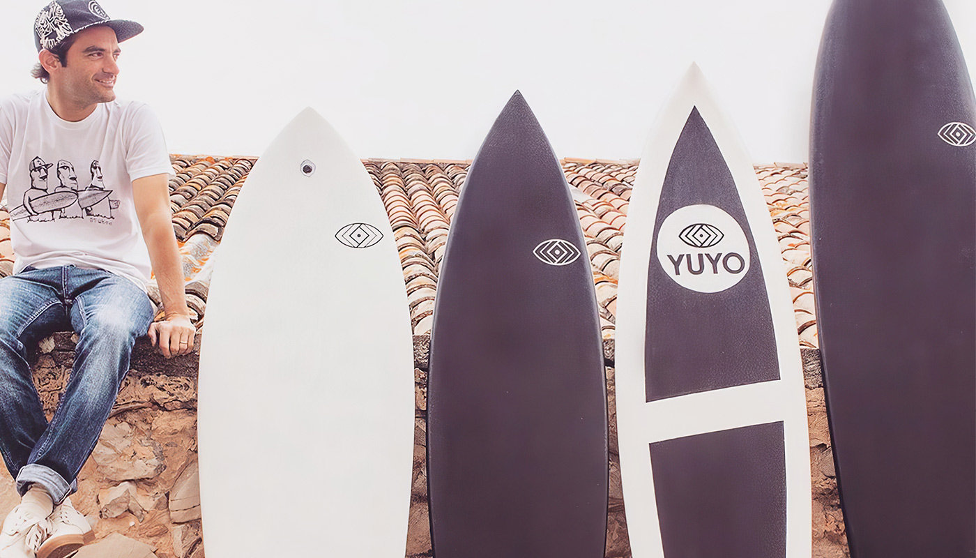 Les planches de surf Yuyo