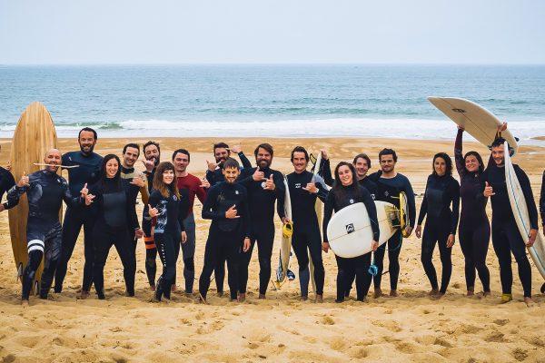 L'équipe d'Akewatu