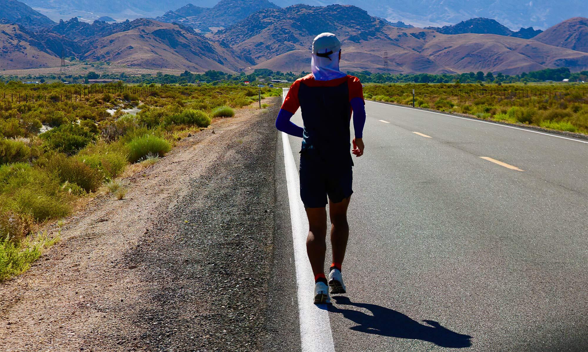 Le Japonais Yoshihiko Ishikawa vainqueur de la Badwater Ultramarathon 2019