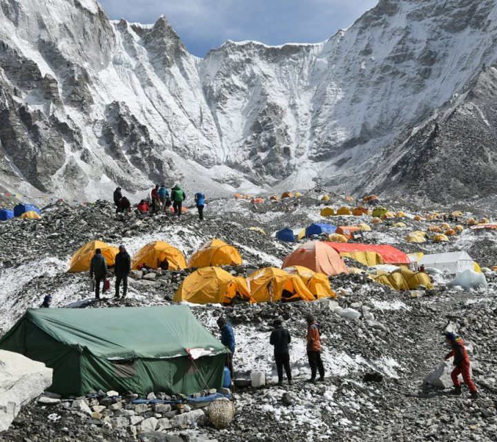 Réguler l'Everest