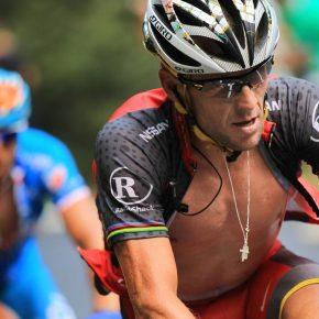 Lance Armstrong au Tour de France