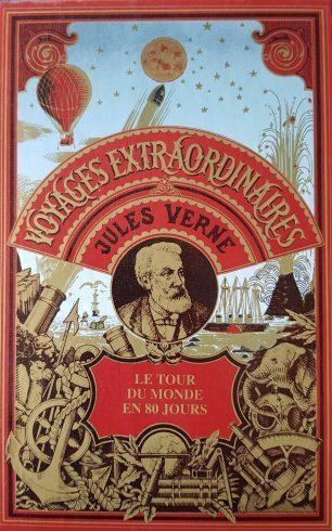 Le tour du monde en 80 jours de Jules Verne