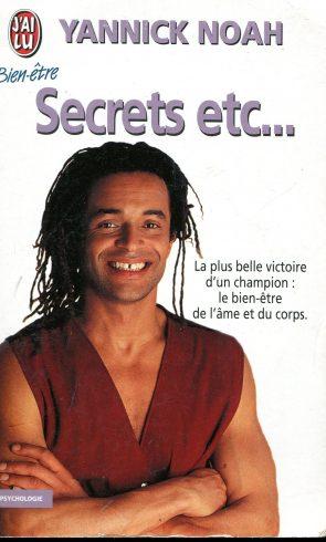 Secrets etc... de Yannick Noah