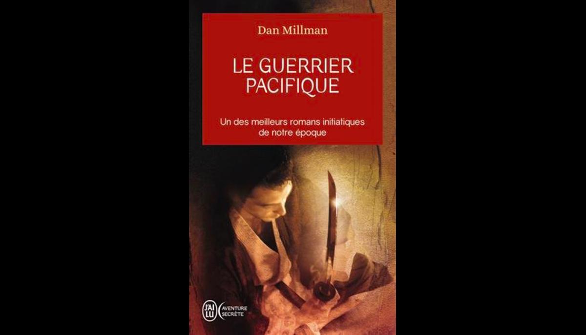 """Couverture du Livre """"Le guerrier pacifique"""""""