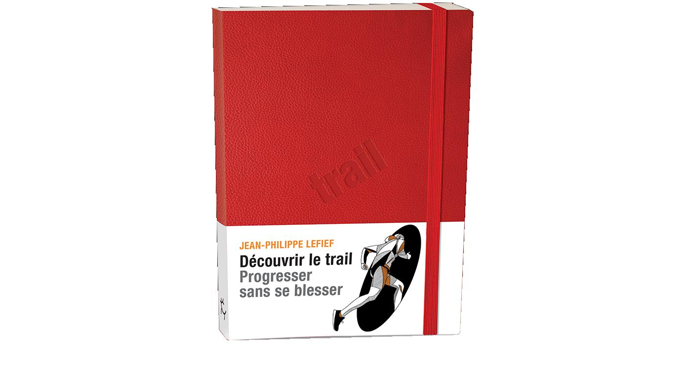 """Couverture du livre """"Trail"""" de Jean-Philippe Lefief"""