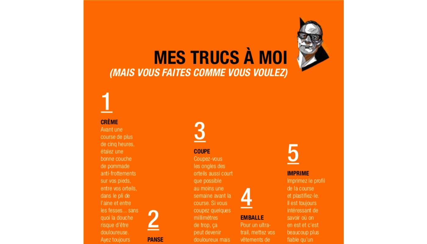 """Trucs et astuces - """"Trail"""""""