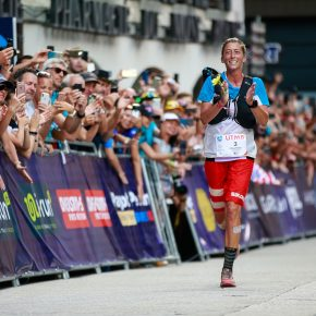 Courtney Dauwalter UTMB 2019 (UTMB)