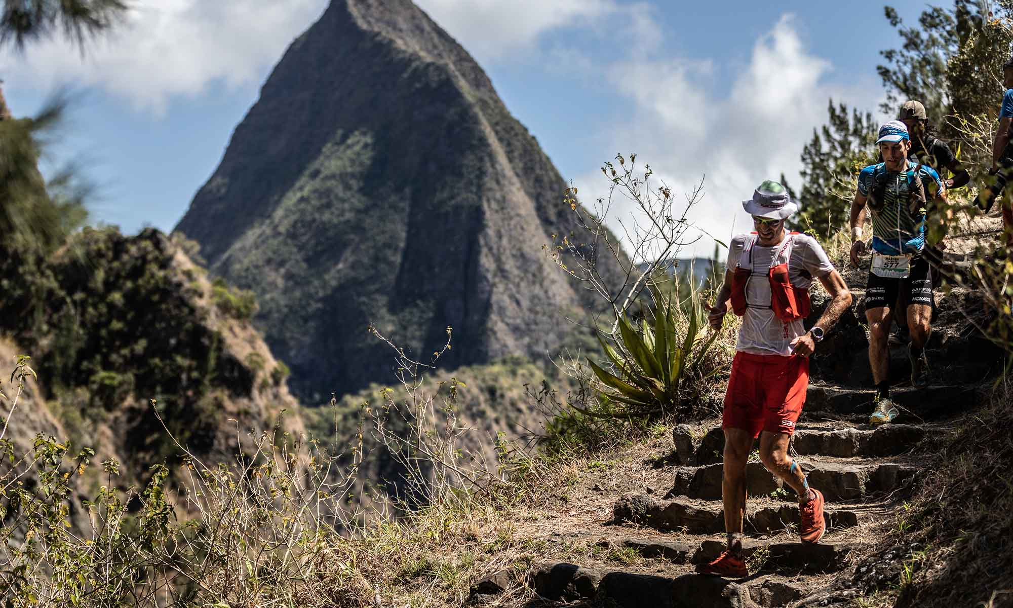 Grand Raid de le Réunion