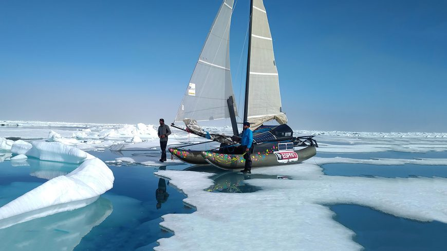 La voie du Pôle