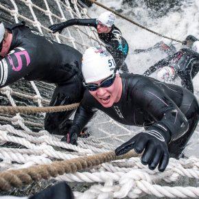 2019 Red Bull Neptune Steps at Merryhill Locks, Glasgow