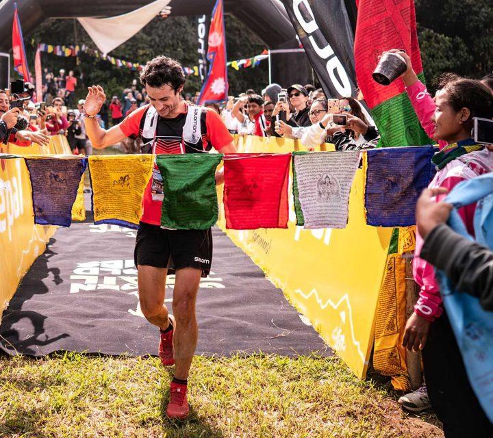 Golden Trail Series : Kilian Jornet s'impose sur l'épreuve finale au Népal