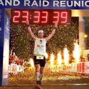 Grégoire Curmer remporte le Grand Raid de la Réunion 2019