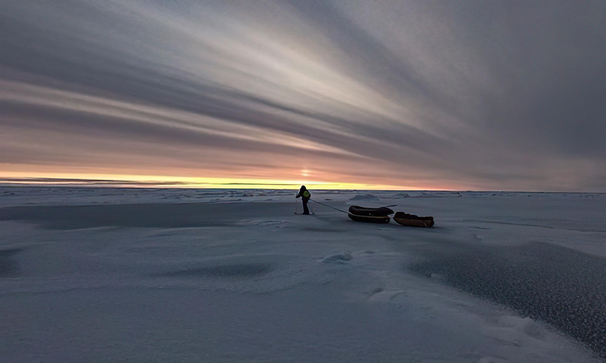 Bjorg Ousland - Pole to Pole (Mike Horn)