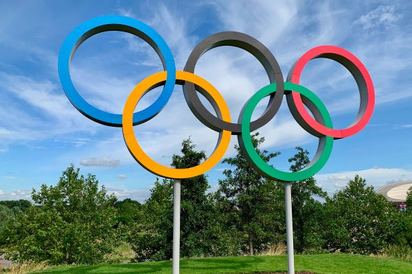 Anneaux olympiques