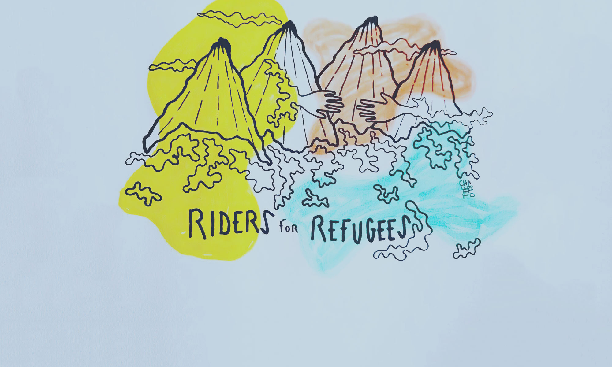 Riders for Refugees
