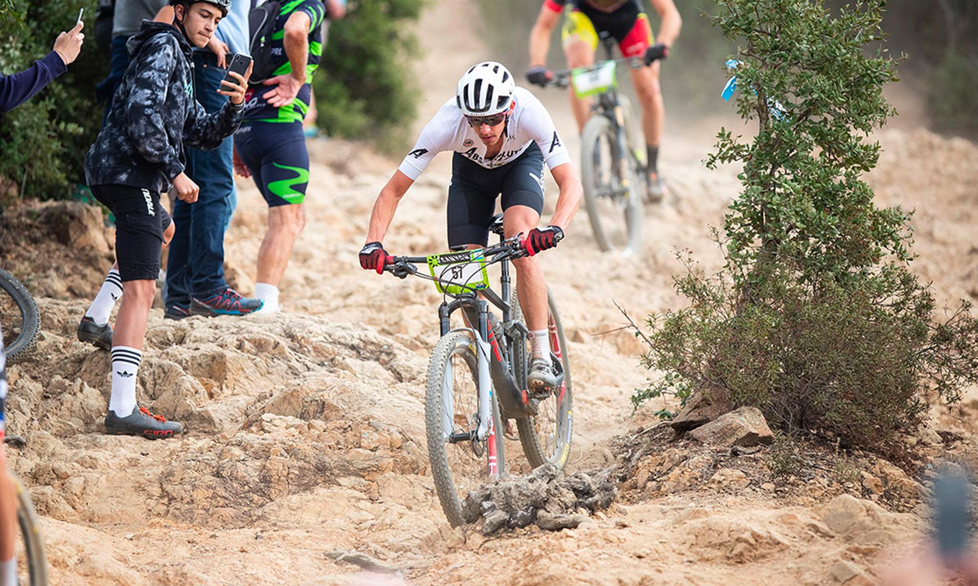 Jordan Sarrou remporte le Roc d'Azur 2019