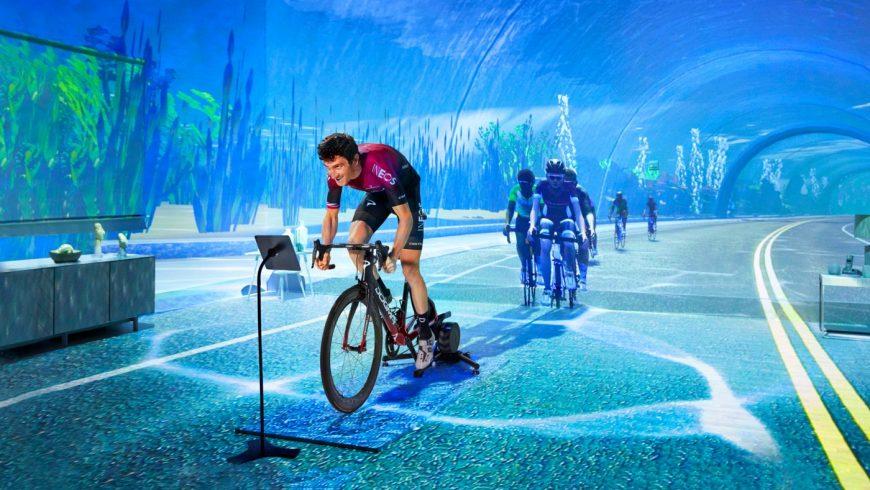 Zwift la plateforme de cyclisme virtuelle