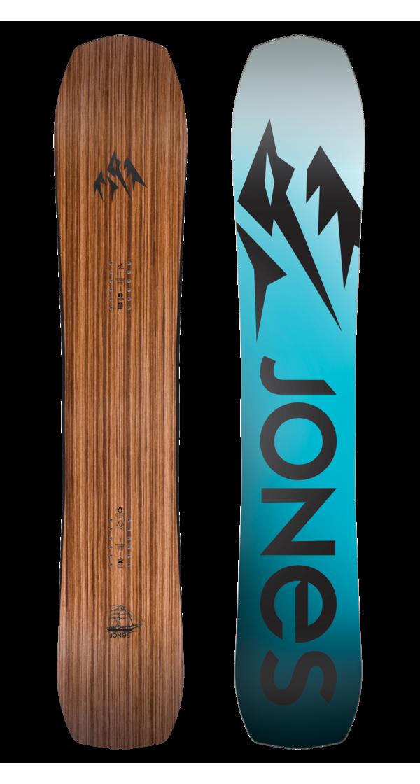 Jones Snowboards Flagship