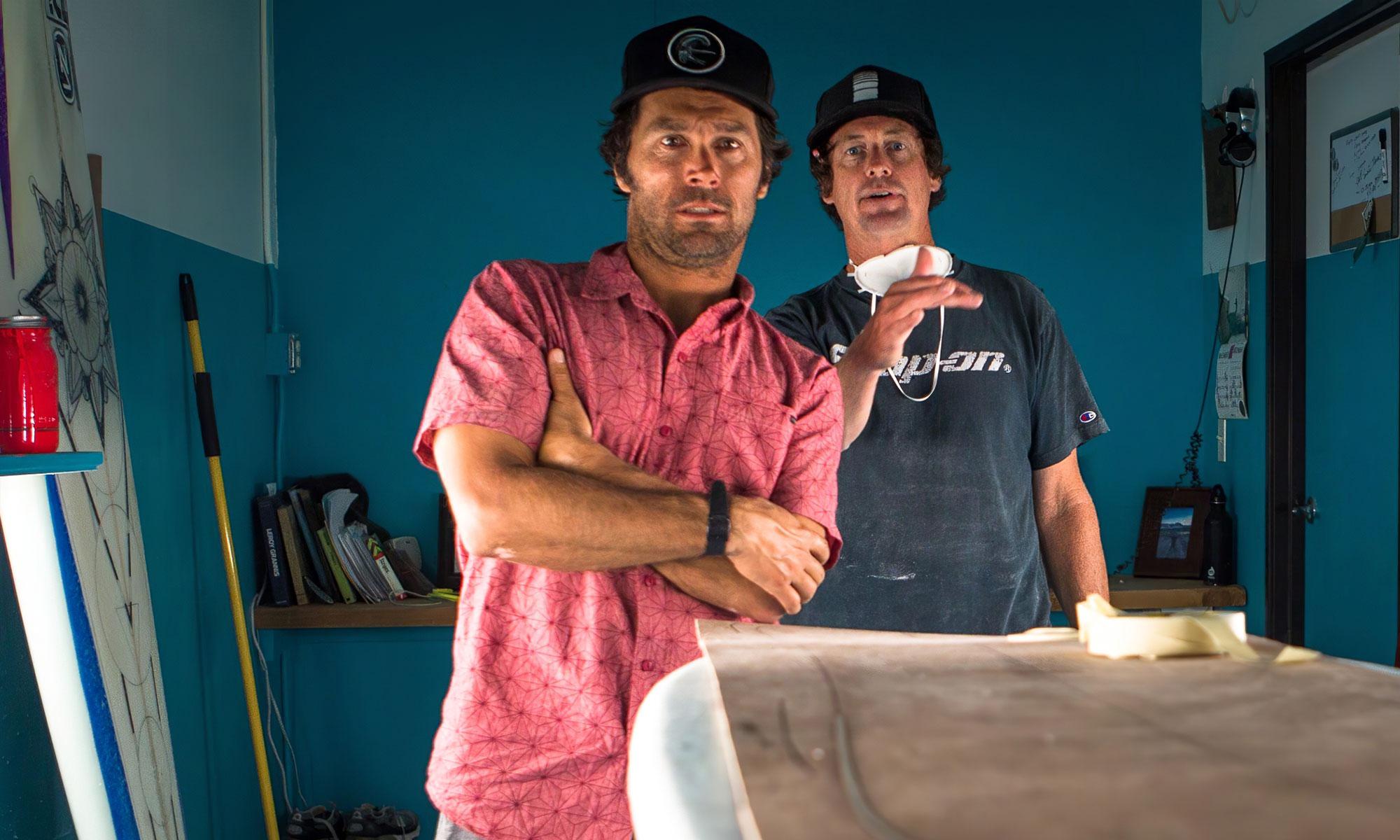 Jeremy Jones et Chris Christenson