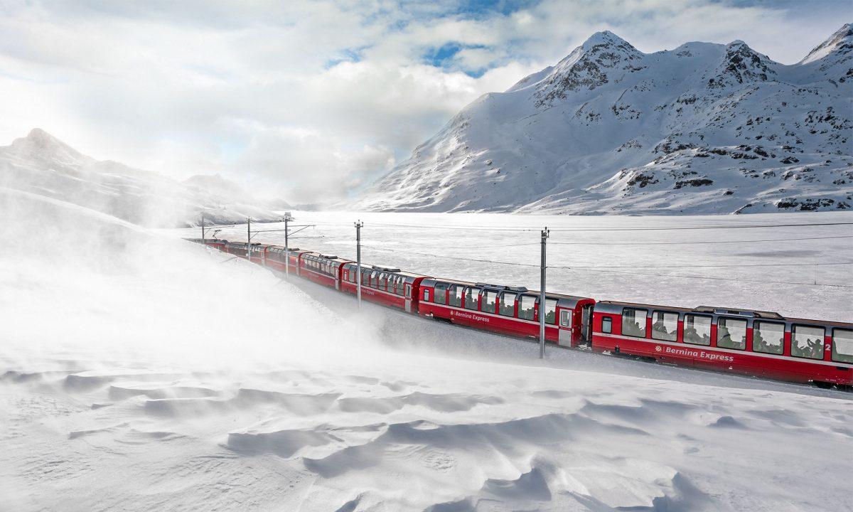 Dix bonnes raisons d'aller faire un tour en Suisse cet hiver