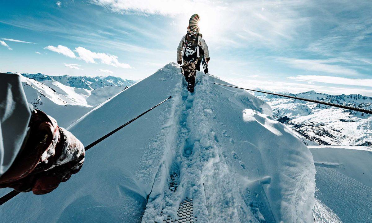 Suisse, ski Freeride