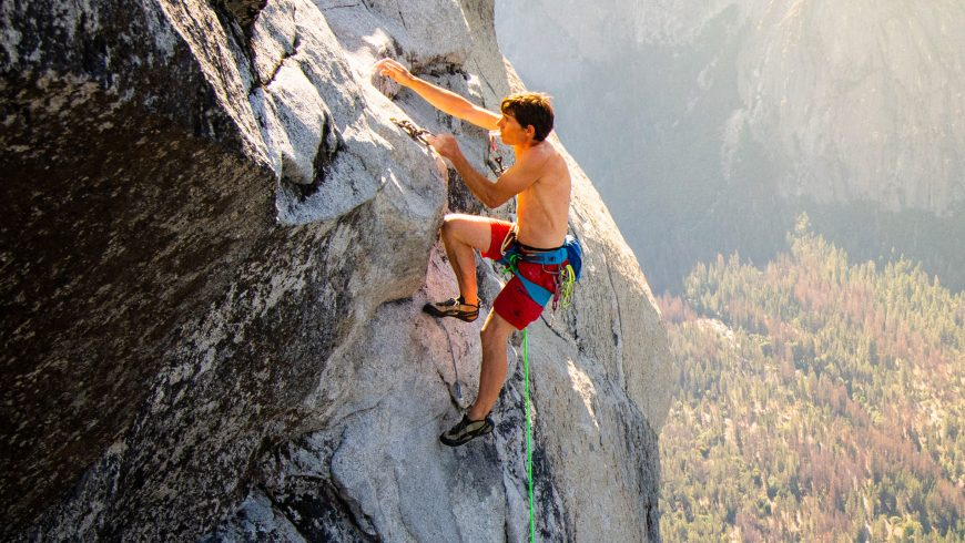 Alex Honnold - The Nose