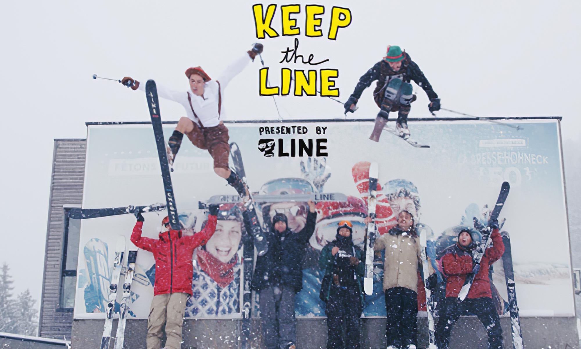 Keep the line