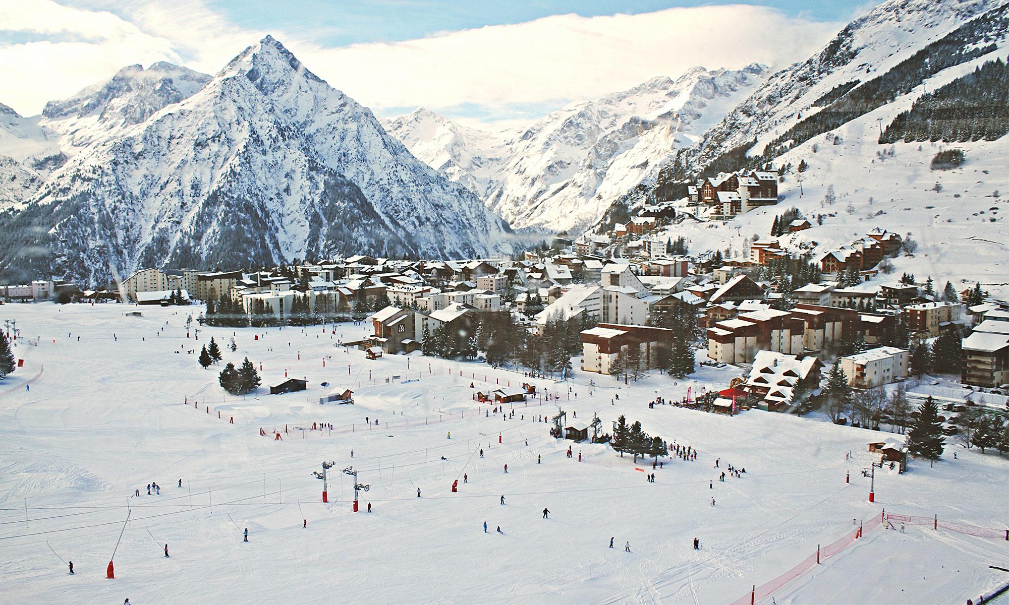Station des 2 Alpes